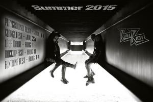Rebel Riot - Summer 2015